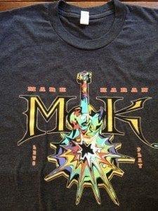 Get a Mark Karan Tee Shirt